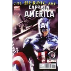Captain America, Vol. 5 #609A