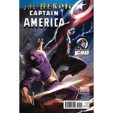 Captain America, Vol. 5 #610