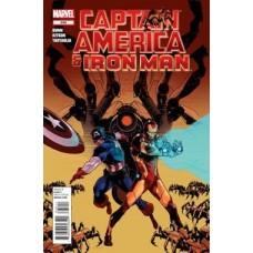 Captain America & Iron Man #635