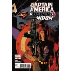 Captain America & Iron Man #636