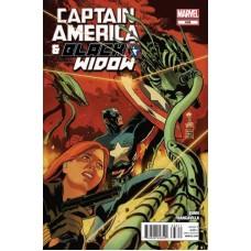 Captain America & Iron Man #638