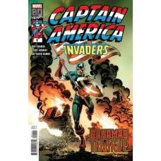 Captain America and The Invaders: The Bahamas Triangle #1A