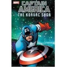 Captain America and the Korvac Saga #TP