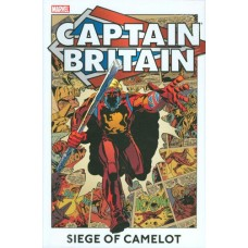 Captain Britain HC #2HC