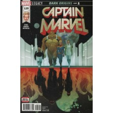Captain Marvel, Vol. 10 #125A