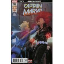 Captain Marvel, Vol. 10 #126