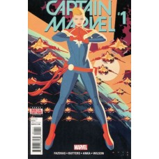 Captain Marvel, Vol. 10 #1A