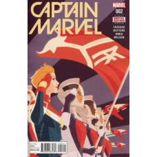Captain Marvel, Vol. 10 #2A