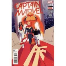 Captain Marvel, Vol. 10 #3A