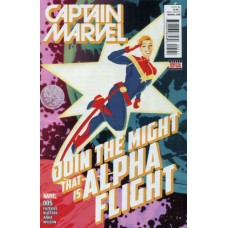 Captain Marvel, Vol. 10 #5A