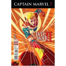 Captain Marvel, Vol. 10 #7