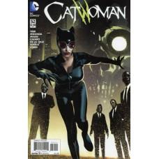 Catwoman, Vol. 4 #52A