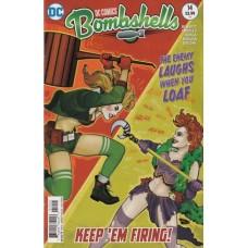 DC Comics: Bombshells #14