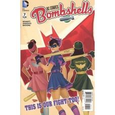 DC Comics: Bombshells #7