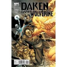 Daken: Dark Wolverine #4A