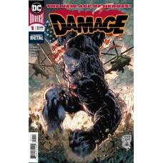 Damage, Vol. 2 #1A