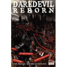 Daredevil Reborn #HC
