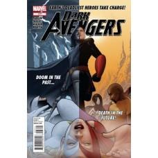 Dark Avengers (Thunderbolts) #177