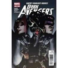 Dark Avengers (Thunderbolts) #181
