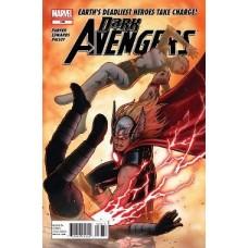 Dark Avengers (Thunderbolts) #180