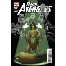 Dark Avengers (Thunderbolts) #179