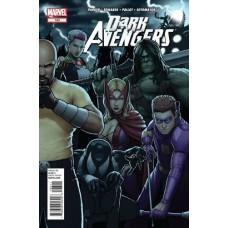Dark Avengers (Thunderbolts) #183