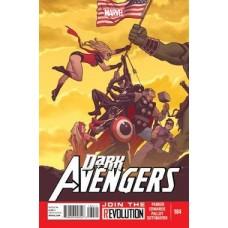 Dark Avengers (Thunderbolts) #184