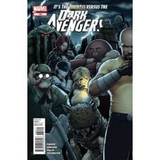 Dark Avengers (Thunderbolts) #182