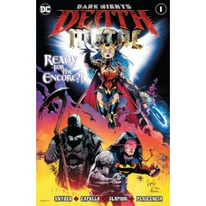 Dark Nights: Death Metal #1A