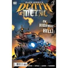 Dark Nights: Death Metal #2A