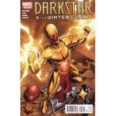Darkstar and the Winter Guard #2