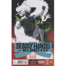 Deadly Hands of Kung Fu, Vol. 2 #3