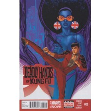 Deadly Hands of Kung Fu, Vol. 2 #2