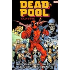 Deadpool Classic Omnibus HC #1HC