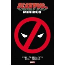 Deadpool Minibus HC #1HC-B