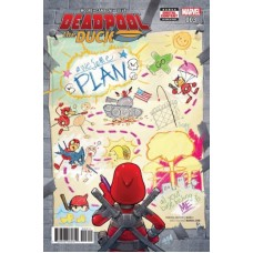 Deadpool The Duck #3A