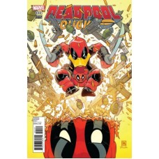 Deadpool The Duck #4C
