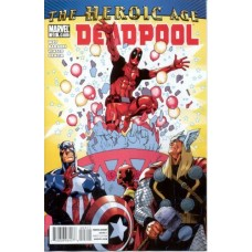 Deadpool, Vol. 3 #23A