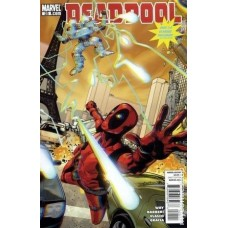Deadpool, Vol. 3 #25