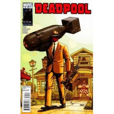 Deadpool, Vol. 3 #35