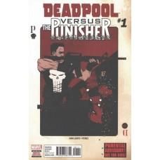 Deadpool Vs Punisher #1A