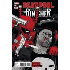 Deadpool Vs Punisher #3A