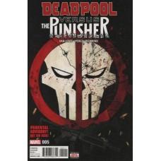 Deadpool Vs Punisher #5A