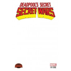 Deadpool's Secret Secret Wars #1E