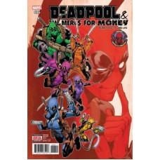 Deadpool & the Mercs For Money, Vol. 2 #6A