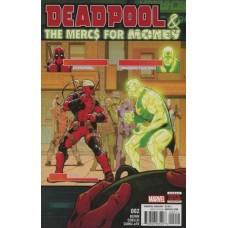 Deadpool & the Mercs For Money, Vol. 2 #2A