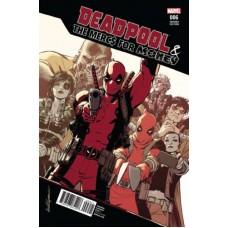 Deadpool & the Mercs For Money, Vol. 2 #6B