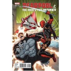 Deadpool & the Mercs For Money, Vol. 1 #3C