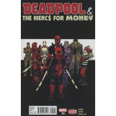 Deadpool & the Mercs For Money, Vol. 1 #5A