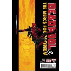 Deadpool & the Mercs For Money, Vol. 1 #2A